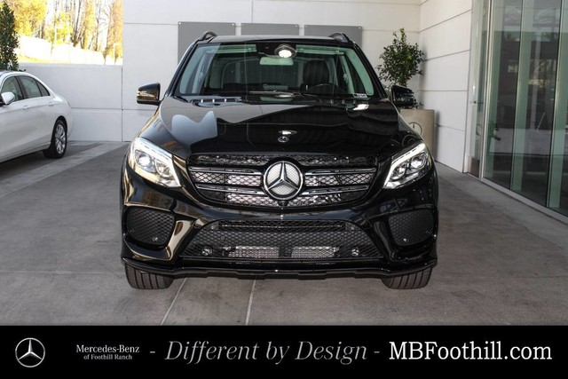 New 2018 mercedes benz gle gle 550 suv in foothill ranch for Mercedes benz foothill ranch service specials