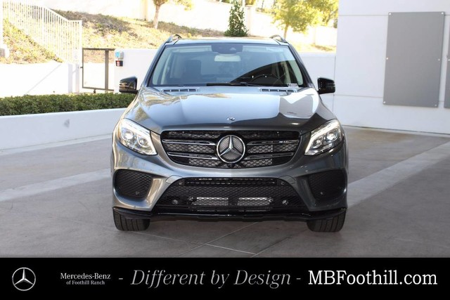 New 2018 mercedes benz gle amg gle 43 suv suv in foothill for Mercedes benz foothill ranch service specials