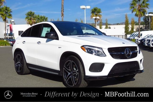 New 2019 Mercedes Benz Gle Amg Gle 43 Coupe Coupe In Foothill Ranch
