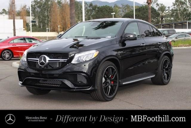 New 2018 Mercedes Benz Gle Amg Gle 63 S Coupe Coupe In Foothill