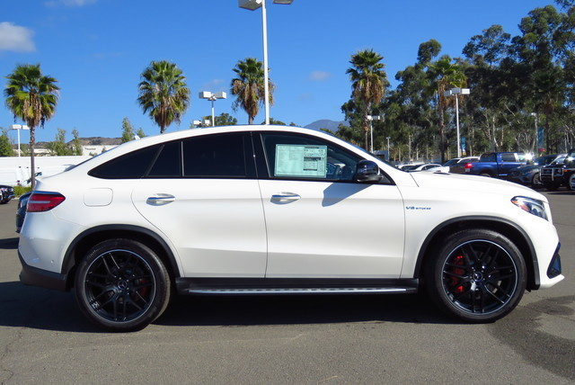 New 2019 Mercedes Benz Amg Gle 63 S 4matic