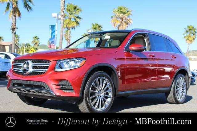 Certified Pre-Owned 2016 Mercedes-Benz GLC RWD 4dr GLC 300