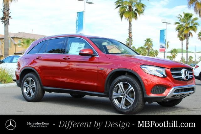 New 2019 Mercedes-Benz GLC GLC 350e