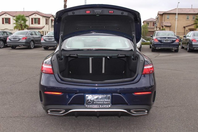 New 2018 mercedes benz e class e 400 sport coupe in for Mercedes benz foothill ranch service specials
