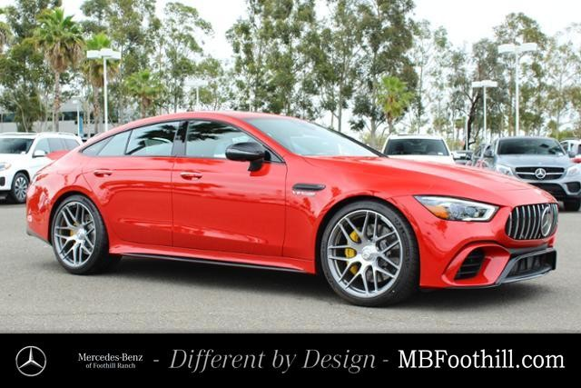 New 2019 Mercedes-Benz GT AMG® GT 63 Coupe 4 Door