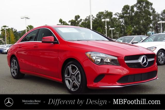 New 2019 Mercedes Benz Cla Cla 250 Coupe In Foothill Ranch F9682