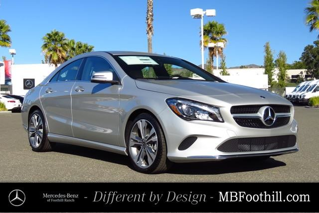 New 2019 Mercedes Benz Cla Cla 250 Coupe In Foothill Ranch F9645