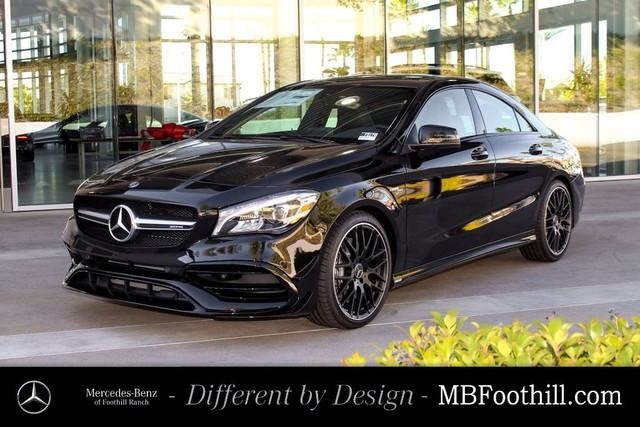 Attractive New 2018 Mercedes Benz CLA AMG® CLA 45 Coupe