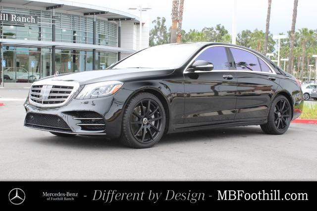 Used Mercedes Benz S Class Lake Forest Ca