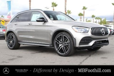 New 2020 Mercedes-Benz GLC AMG® GLC 43