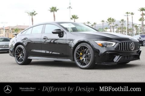 New 2020 Mercedes-Benz GT AMG® GT 63 S