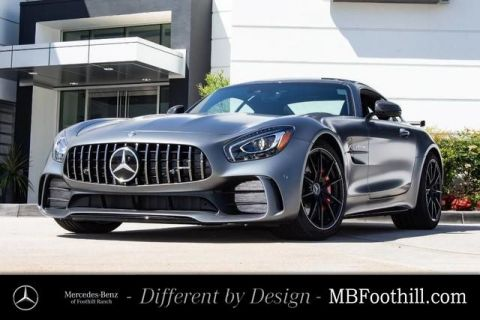 New 2018 Mercedes-Benz GT AMG® GT